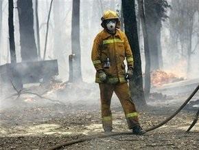 В австралийском Квинсленде бушуют лесные пожары