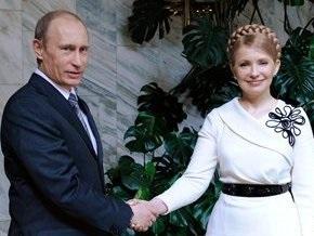Тимошенко довольна своим визитом в Москву