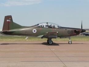 В Ирландии разбился военный самолет: два пилота числятся пропавшими без вести