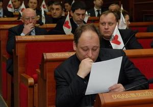 Численность фракции БЮТ в Киевсовете сократилась до десяти депутатов