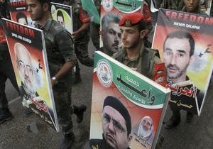 Палестинцы в тюрьмах Израиля прекратили голодовку