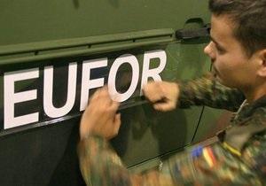 СБ ООН продлил военную операцию в Боснии и Герцеговине
