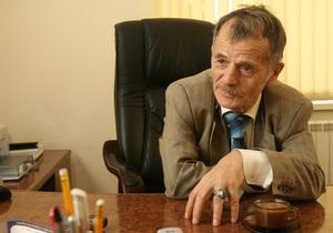 Джемилев: Крымскотатарский язык должен стать официальным независимо от закона о языках
