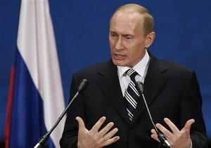 Путин встретился с Бурджанадзе и выразил надежду на восстановление отношений с Тбилиси