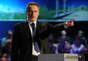 Фирташ заявил, что у него нет желания вступать в ПР
