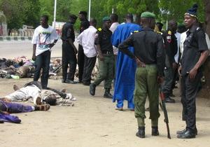 В Нигерии исламисты расстреляли группу человек, намеревавшихся сыграть в карты