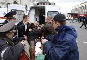 В результате взрыва в минском метро ранены 126 человек