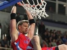 Евролига: Олимпиакос нанес ЦСКА первое поражение в плей-офф