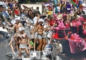 Польша временно вводит бесплатные визы для украинских геев