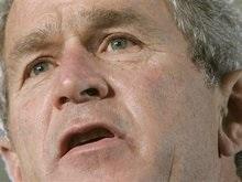 Буш требует прекращения огня в Южной Осетии