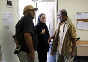Задержанные в Ливии украинцы заявили, что не воевали на стороне Каддафи