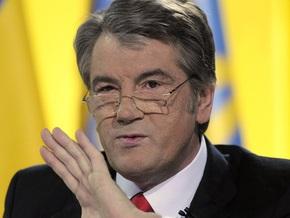 Ющенко: На территории Украины не будет размещена ни одна военная база