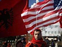 Администрация Буша выступает против раздела Косово