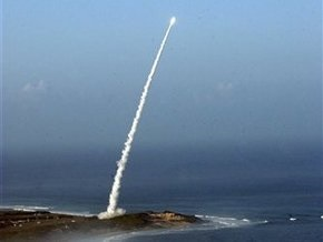 США провели успешное испытание ракеты-перехватчика системы ПРО