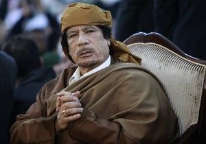 Прокурор Международного уголовного суда обвинил Каддафи в убийстве мирных граждан