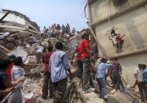 Последняя выжившая при обрушении здания в Бангладеш погибла при пожаре