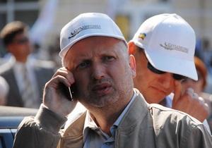 Турчинов: Закупкой вакцины занимался Мытник, ставший главой Минздрава при Януковиче