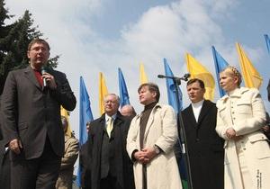 Луценко: Возобновление дела против Тимошенко - это кастинг Васильева на пост генпрокурора