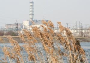 Украина начала преобразование объектов Чернобыльской АЭС в экологически безопасную систему