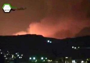 В МИД Сирии авиаудары Израиля расценили как объявление войны. Египет и ЛАГ выступили с осуждением