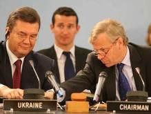 Нунсовцы сообщили генсеку НАТО, что Партия регионов «говорит неправду»