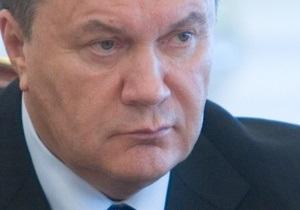 Янукович: Украине следует привлечь европейские и российские капиталы для модернизации своей ГТС