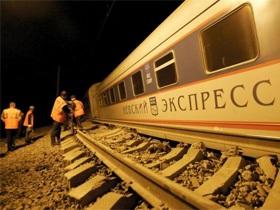 В аварии Невского экспресса погибли 22 человека, 54 ранены