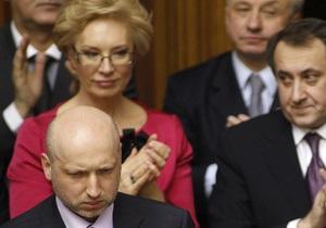 Тимошенко собирает Кабмин