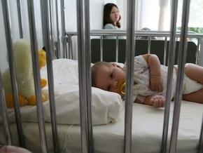 В Украине снижается смертность и растет рождаемость