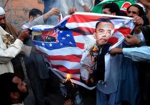 Исламабад назвал удар авиации НАТО по пакистанскому блокпосту намеренным актом агрессии