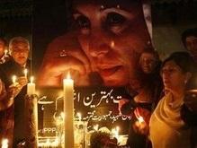 Дело Бхутто: Арестован еще один подозреваемый