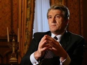 Ющенко подтвердил намерение идти на выборы