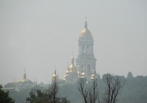 Фотогалерея: Дышите – не дышите. Киев окутал аномальный смог
