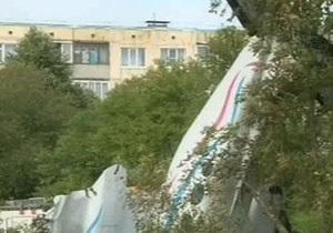 Под Петербургом легкомоторный самолет упал на детский сад