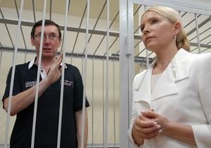 Луценко: Лишение свободы Тимошенко приведет к тоталитаризму в Украине