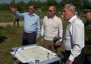 Россия начала строительство космодрома