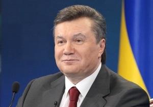 Янукович проведет годовую итоговую пресс-конференцию