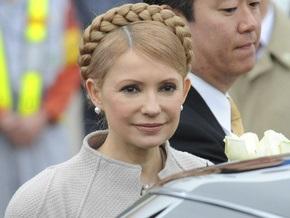 Тимошенко помолилась в Японии