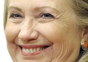 Хиллари Клинтон открыла собственный сайт