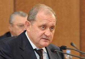 Могилев возглавил крымскую Партию регионов