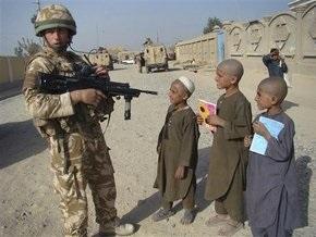 В Афганистане уничтожены около 20 талибов