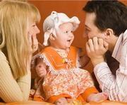 Киевляне стали чаще усыновлять детей-сирот