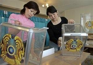 Казахская оппозиция вышла на митинг против итогов выборов