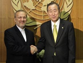 Генсек ООН: Иран заявил о готовности принять инспекции МАГАТЭ