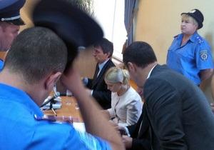 Прокурор заявляет, что Тимошенко прошла медобследование. Защитник это опровергает