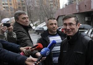 Луценко рассказал о второй операции и призвал не верить ГПС