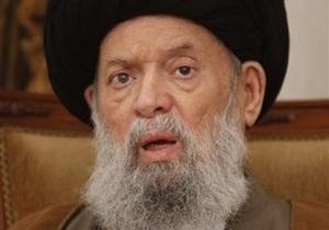 Скончался духовный лидер группировки Хизбалла