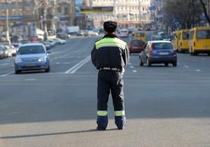 На девяти улицах Киева введут отдельные полосы для общественного транспорта
