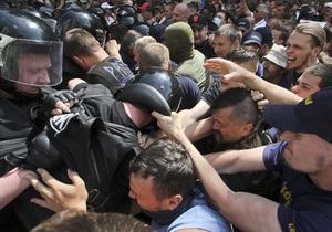 Митинг 18 мая - ВО Свобода - МВД - Двое активистов Свободы стали подозреваемыми по факту событий 18 мая