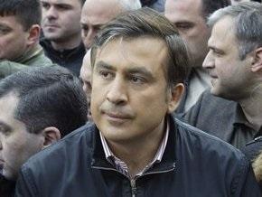 Саакашвили встретится с представителями оппозиции в понедельник